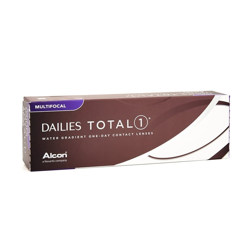 Dailies Total 1 Multifocal 30 Stk Pakke
